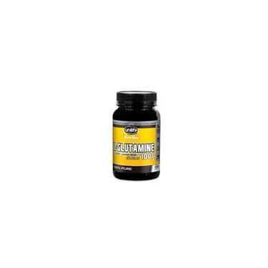 Glutamina 1000 Mg 120 Cáps - Unilife