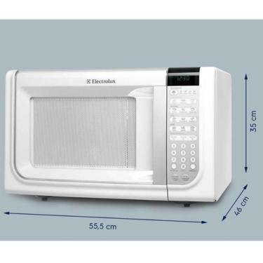 Imagem de Forno Microondas Electrolux Favoritos 220v Com Menu Gourmet