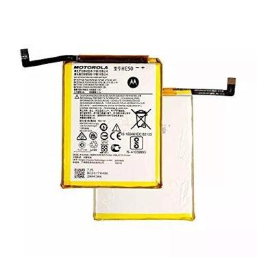 Bateria Motorola Moto E5 Plus He50 Moto E4 Plus Xt1924 4850 Mah