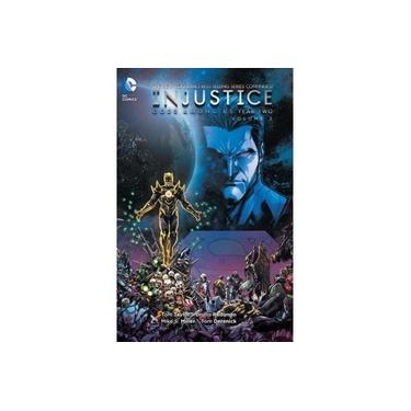 Injustice: Gods Among Us Year Two, Volume 2