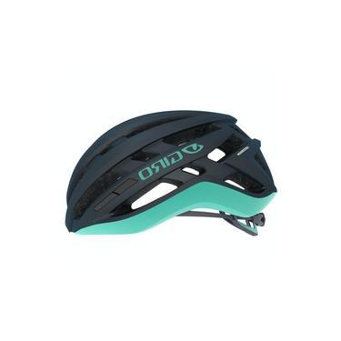 Capacete Ciclismo Giro Agilis Azul e Verde