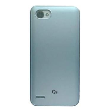 Capa Hard Clean Up Premium Voia LG Q6 Platinum Original