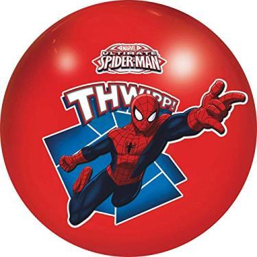 Imagem de Bola Infantil Spiderman Vinil N 8, Lider