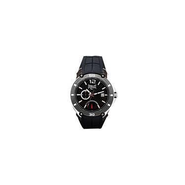 50004603249 Relógio Masculino c  Calendário E031 - Everlast
