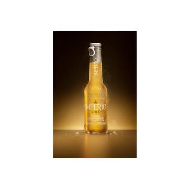 Cerveja Império Puro Malte Gold 210ml