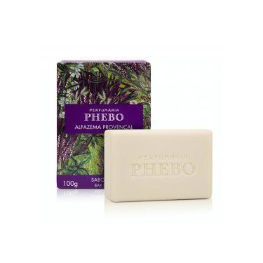 Sabonete Phebo Alfazema Provençal Cremoso Granado 100g