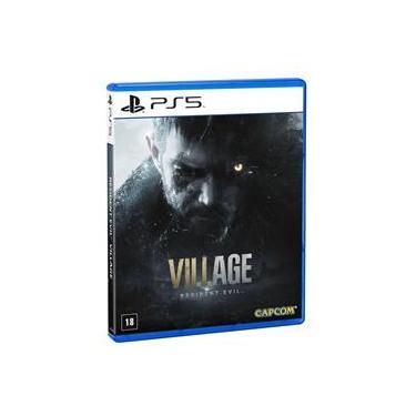 Imagem de Jogo Mídia Física Resident Evil 8 Village Capcom Para Ps5