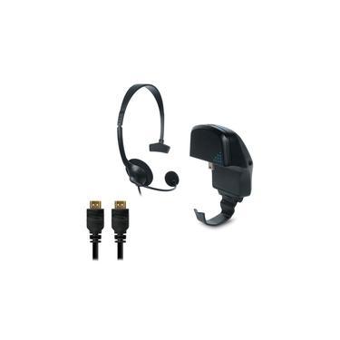 Kit acessórios essenciais 3 em 1 PS3 DREAMGEAR DGPS3-3827