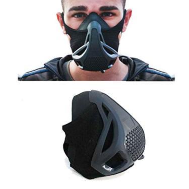 Máscara De Treino Training Mask Altitude Crossfit Mma 3.0 G