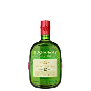 Whisky Buchanans Deluxe Aged 12 Years 1 Litro