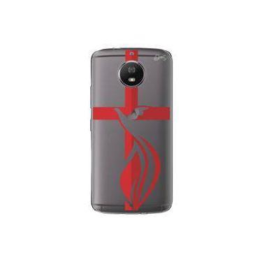Capa Personalizada para Moto G5S - CRUZ ESPIRITO SANTO - Quark