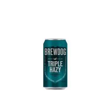 Cerveja Brewdog Triple Hazy Lt 440ml