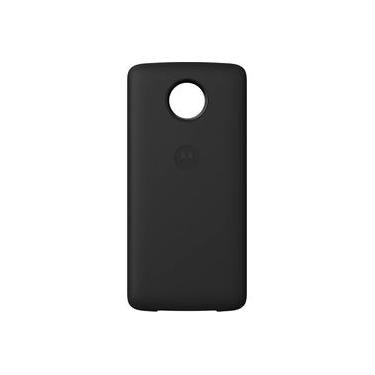 Moto Snap Power Pack - Motorola Para Linha Moto Z - Cor Preta