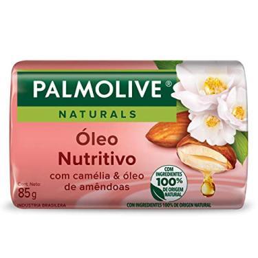 Sabonete em Barra Palmolive Naturals Óleo Nutritivo 85G
