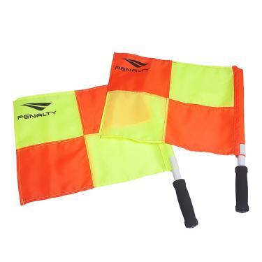 Bandeirinhas para Árbitro Penalty - Amarelo/Laranja