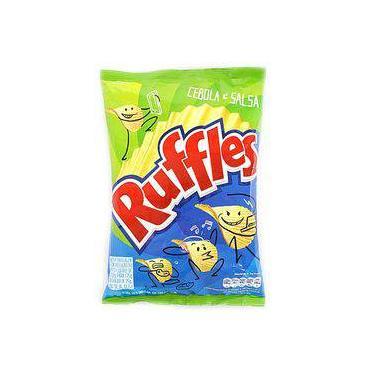 Batata Ruffles Cebola Salsa 175g - Elma Chips
