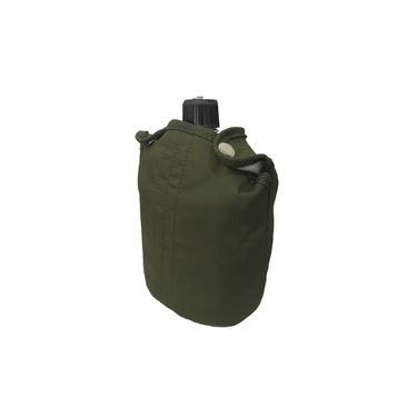 Cantil De Aluminio Com Copo E Capa Verde Echolife