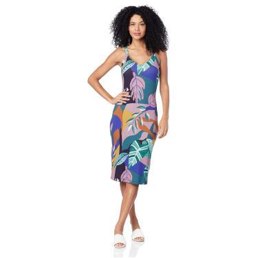 Vestido Mdi Estampado, Sommer, Feminino, Variante S 3, P