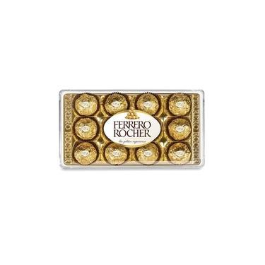 Bombom Ferrero Rocher contendo 12 bombons