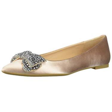 Jewel by Badgley Mischka sapatilha feminina de balé Zanna