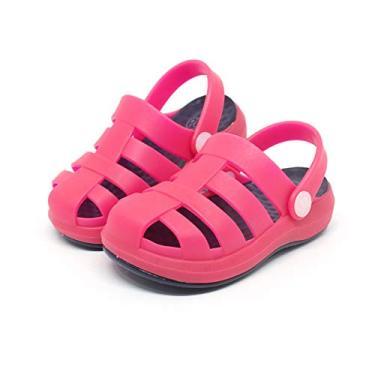 Babuche Sandália Plugt Pop Pink Neon