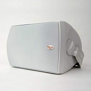 Par de Caixas Acústicas All-Weather, Klipsch, AW-650 WHITE, 85 W