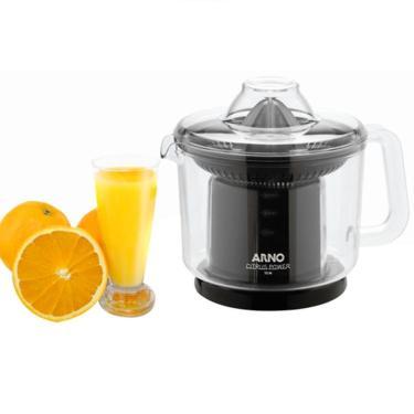 Espremedor de Frutas Arno Citrus Power Pa32 - Preto