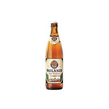 Cerveja Alemã Paulaner Hefe-Weissbier Naturtrub