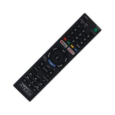 Controle Remoto Tv Lcd Led Sony Rmt-Tx300B Youtube E Netflix