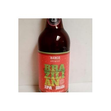Cerveja Nacional Barco Brazilian IPA Goiaba 600ml