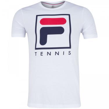 Camiseta Longline Fila Soft Urban - Masculina Fila Masculino