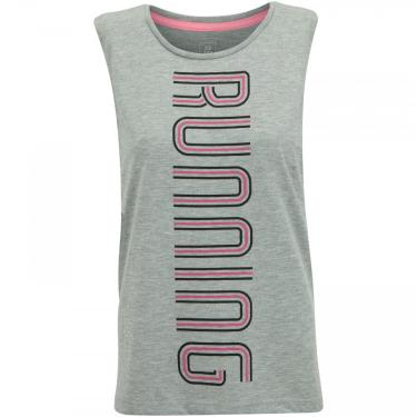 Camiseta Regata Oxer Running Pink - Feminina Oxer Feminino