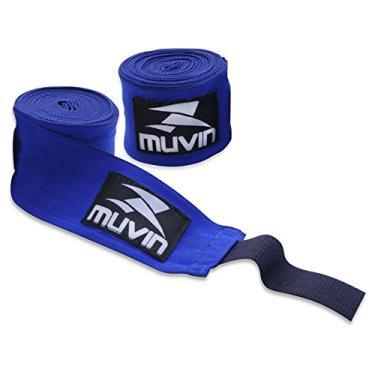 Imagem de Bandagem Elástica 3m Muvin Bdg-300 - Azul