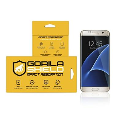 Película Nano Gel Dupla para Samsung Galaxy S7 Edge – Gshield (Cobre toda tela)