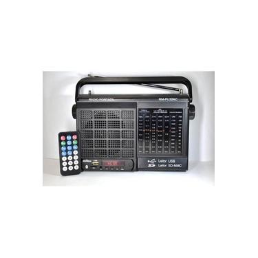 Imagem de Radio Motobras 7 Faixas Bluetooth USB AM/FM/OC 9698-2