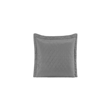 Imagem de Porta Travesseiro Matelassê Ultrassônico Cinza