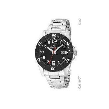 1f6908f538d Relógio de Pulso Champion Calendário Submarino