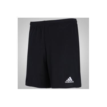 5e6e070302d2b Bermuda e Short Esportivo Masculino Futebol Adidas Branco