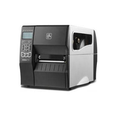 Impressora De Etiquetas Zt230 Tt Resolução 203 Dpi Comunicação Usb E Serial - Zebra