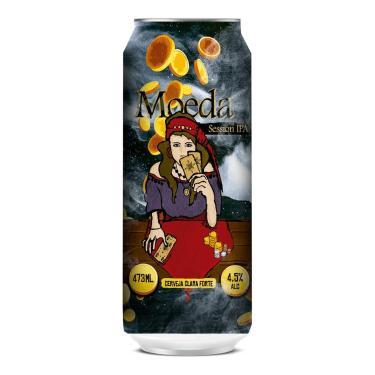 Cerveja Cigana A Moeda 473Ml