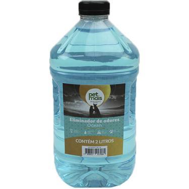 Eliminador de Odores Petmais Splash Ocean - 2 Litros
