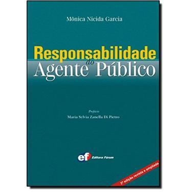 Responsabilidade do Agente Público - Capa Comum - 9788577000982