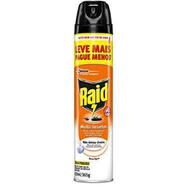 Imagem de Inseticida Raid Multi-insetos Spray Base Água Leve Mais Pague Menos 420ml