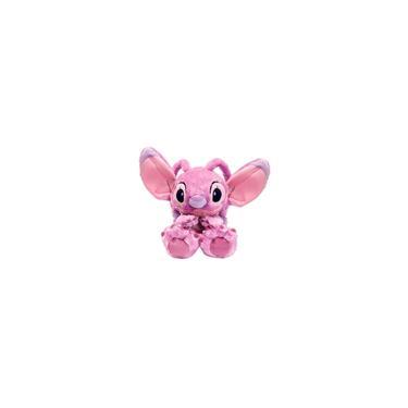 Imagem de Pelúcia Disney Lilo e Stitch Angel Big Feet 45cm - Fun