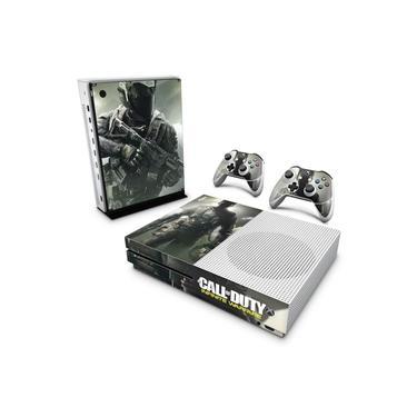 Skin Adesivo para Xbox One Slim - Call Of Duty: Infinite Warfare