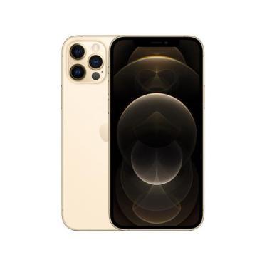 Imagem de Iphone 12 Pro Apple 512Gb Dourado 6,1  - Câm. Tripla 12Mp Ios + Carreg
