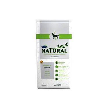 Ração Natural Cães Obesos Guabi - 10 Kg