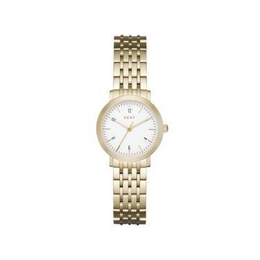 b260bc2b6b9 Relógio Feminino Analógico DKNY Fashion NY2510 4DN – Dourado