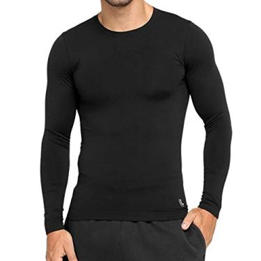 Camiseta AM Protection, Lupo Sport, Masculino, Preta, M