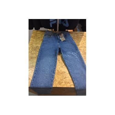 Calca Jeans Feminino Levis 724 High Rise S Ref: Lb7240002 Jeans